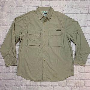 Exofficio Buzz Off Insect Shield Men's XL Shirt